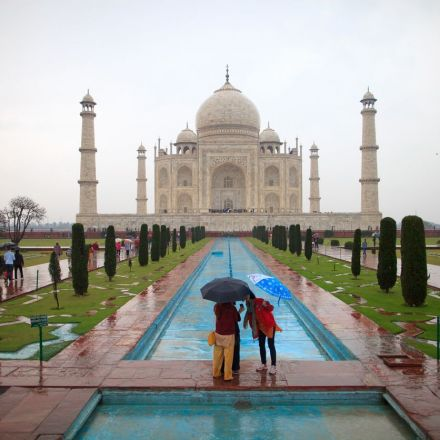 India looks to the heavens as monsoon dance begins