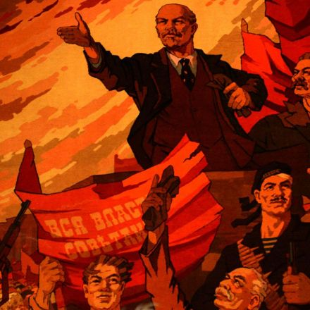 The Soviet Union Is Gone, But It's Still Collapsing