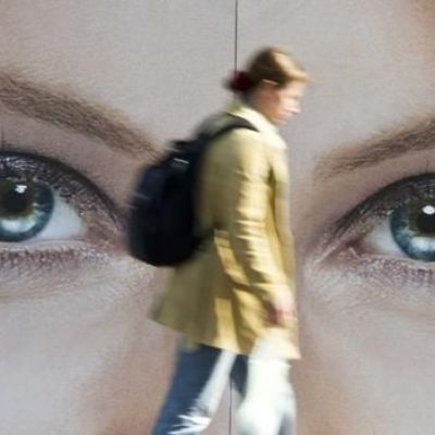 What causes that feeling of being watched