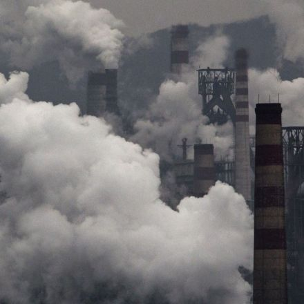 Carbon dioxide in the atmosphere is rising at the fastest rate ever recorded