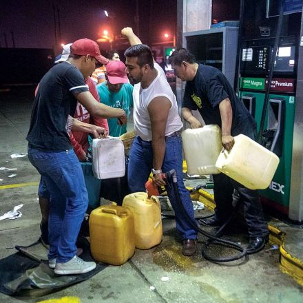 Drug Cartels Are Looting Mexican Gas Pipelines