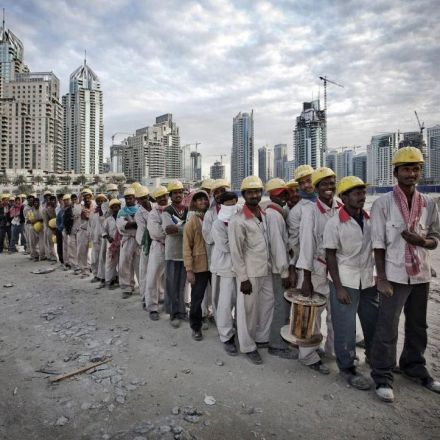 Slavery Now: Migrant Labor in the Persian Gulf and Saudi Arabia