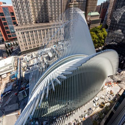 NYC's best new architecture of 2016, from Governors Island to the Oculus