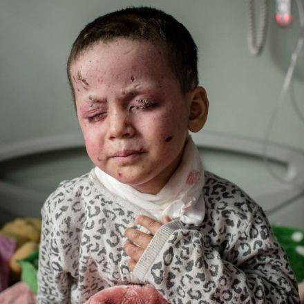 A Father Describes Saving His Daughter From U.S. Bombardment of Mosul