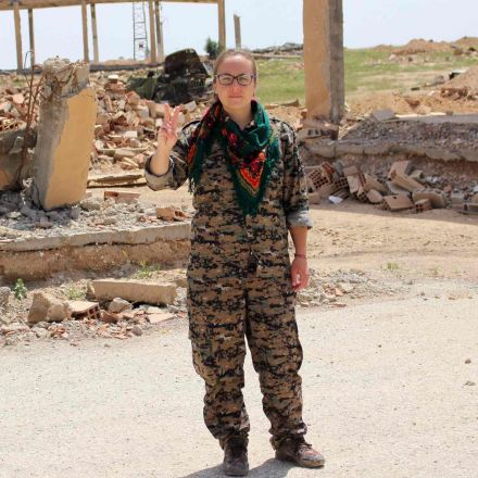 'Hundreds of us will die in Raqqa': the women fighting Isis