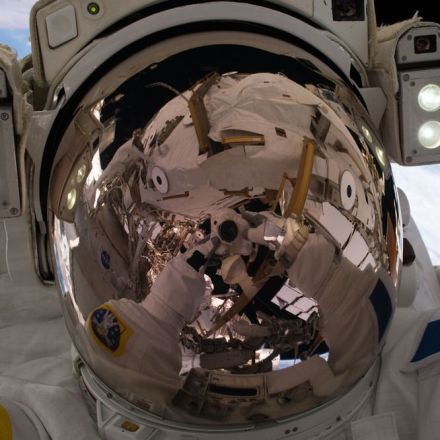 Incredible First Person Footage of a Real Spacewalk Will Leave You Speechless