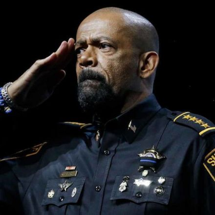Sheriff David Clarke Is Determined to Suspend Habeas Corpus and Shred the Bill of Rights