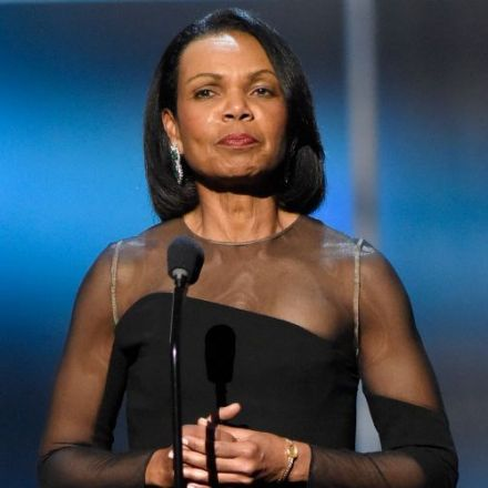 The Glorious Return of Condi Rice