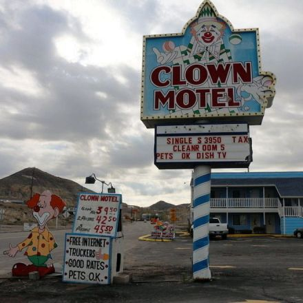 A Night and a Day in Tonopah, Nevada