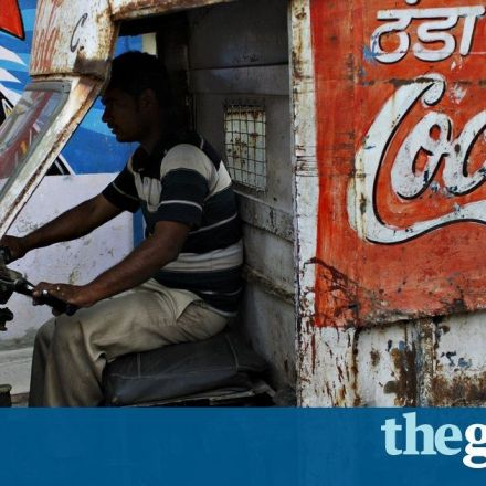 Indian traders boycott Coca-Cola for 'straining water resources'