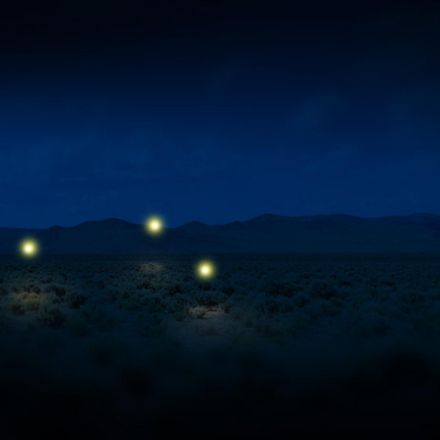 Scientists Can't Fully Explain These Strange Floating Lights in Texas