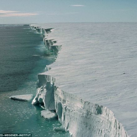 Antarctica's second largest ice shelf could shrink dramatically