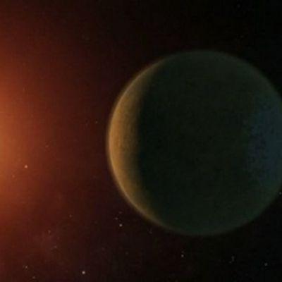 7 Earth-Size Worlds Found Orbiting Star