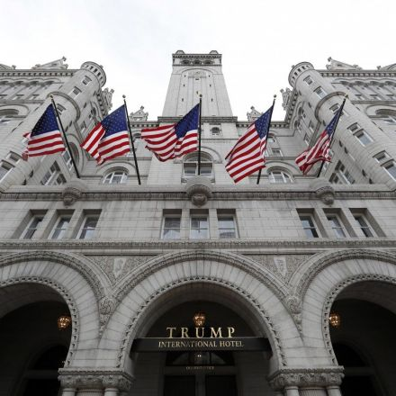 President Trump's company pursues second Washington hotel