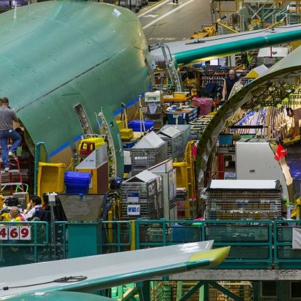 About 1,800 union workers at Boeing accept voluntary buyouts in latest round of cuts