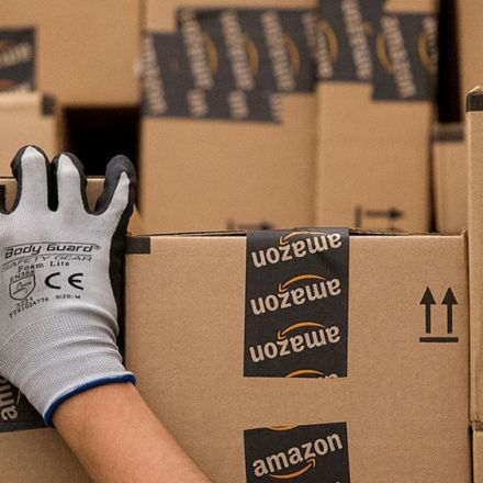 The Extraordinary Size of Amazon in One Chart