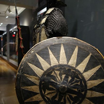 An Anthropological Look at Weapons of War as Objects of Art