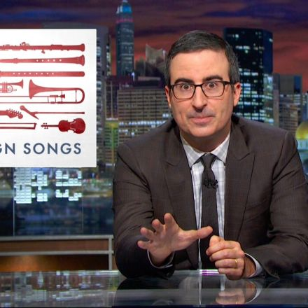 Last Week Tonight with John Oliver: Campaign Songs (HBO)