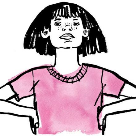 Why Do We Teach Girls That It's Cute to Be Scared?