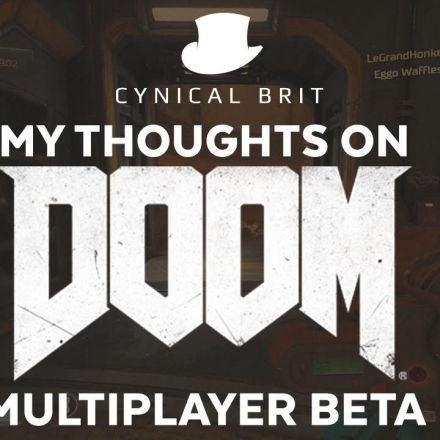 My thoughts on Doom Multiplayer Beta