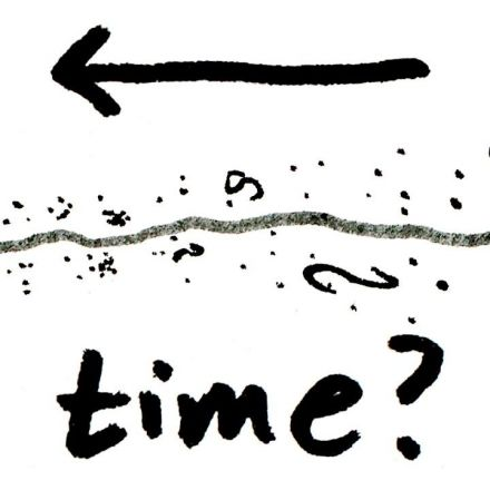 Why Doesn't Time Flow Backwards?