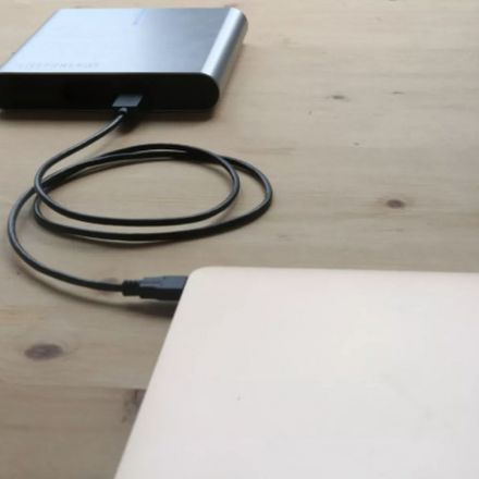 This USB-C battery pack will recharge your laptop on the go