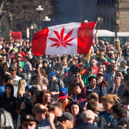 Trudeau Unveils Bill Legalizing Recreational Marijuana in Canada