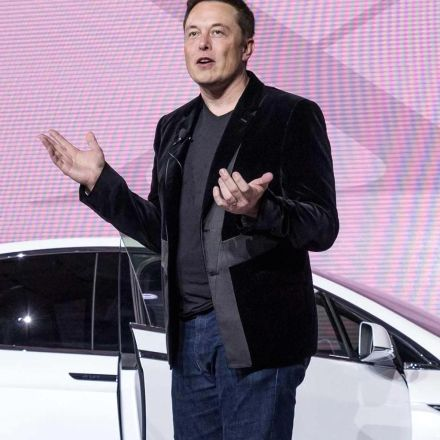 Elon Musk sees 'clear path' to Tesla being worth more than Apple one day