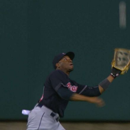 Running Rajai's Circus Catch Denies Detroit