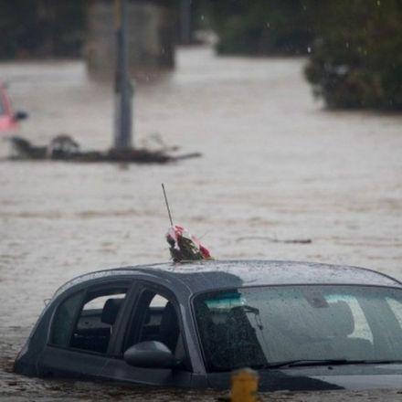 Ex-Cyclone Debbie: Australia Floods Force more Evacuations
