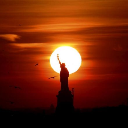 Lady Liberty-Happy 130th Birthday