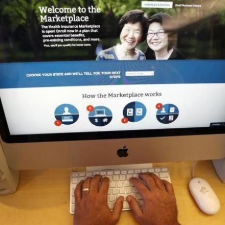 U.S. Health Agency Says Nearly 6.5 million People in HealthCare.Gov Plans