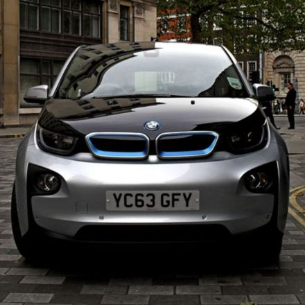 BMW complies with GPL by handing over i3 car code