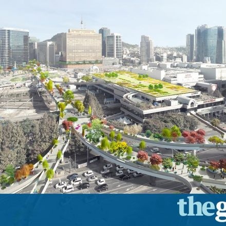 A garden bridge that works: how Seoul succeeded where London failed