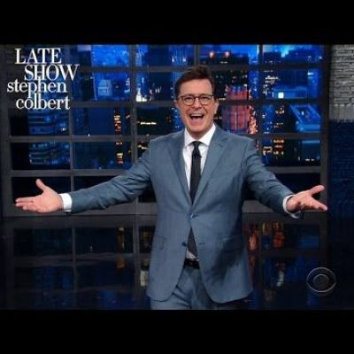 Stephen Reacts To Trump Calling Him 'A No-Talent Guy'