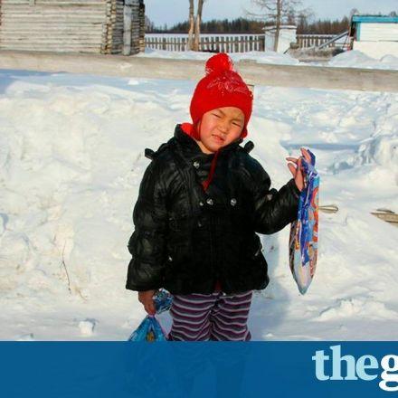 Four-year-old trekked miles in subzero Siberia to help sick grandmother