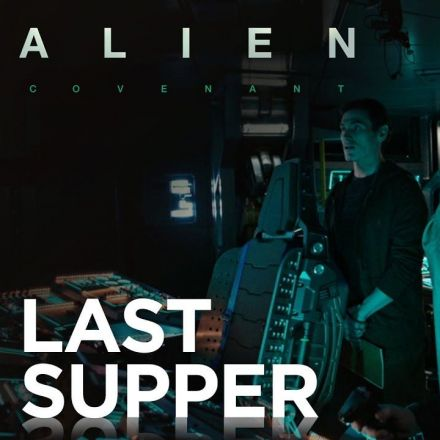 "Alien: Covenant - ""Prologue: Last Supper"" [HD]"