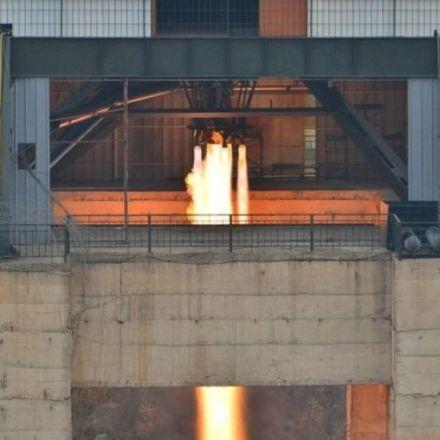 North Korea missile launch fails