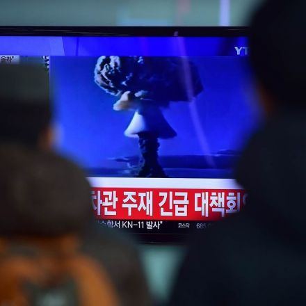 North Korea's Nuclear Test Site Seems Ready, U.S. Institute Says