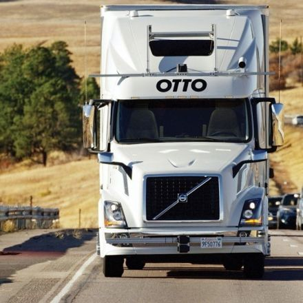 If automation is already messing with our economy and our politics, just wait until self-driving trucks arrive