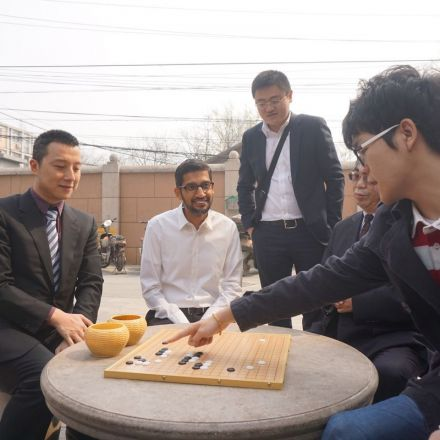 Google's AlphaGo AI will face its biggest challenge yet next month