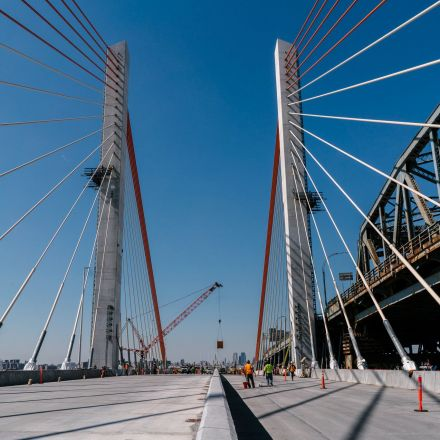 3 New Bridges Rise in New York, With Looks That Could Stop Traffic