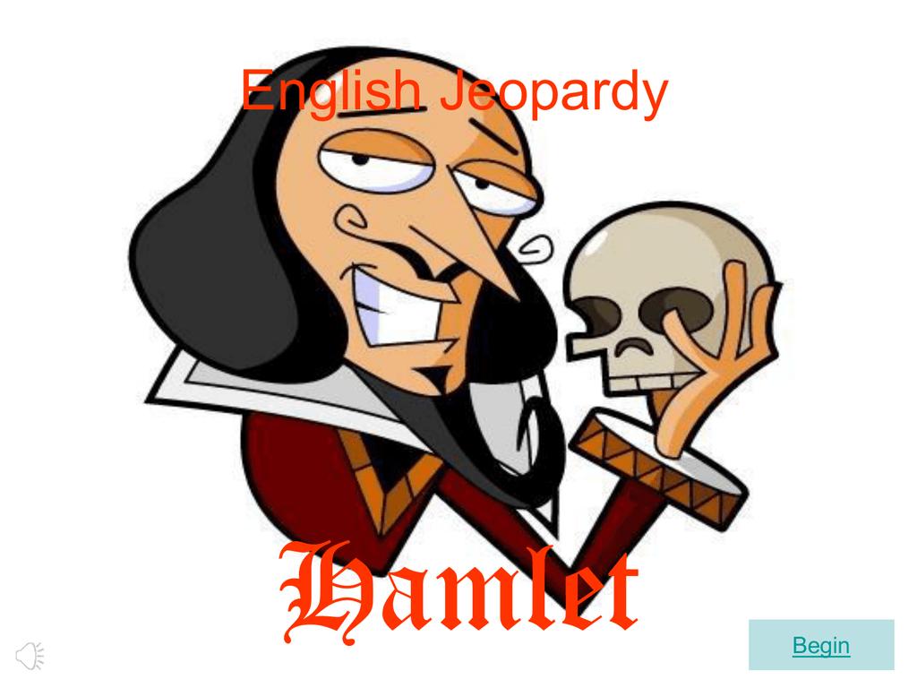 Hamlet Jeopardy