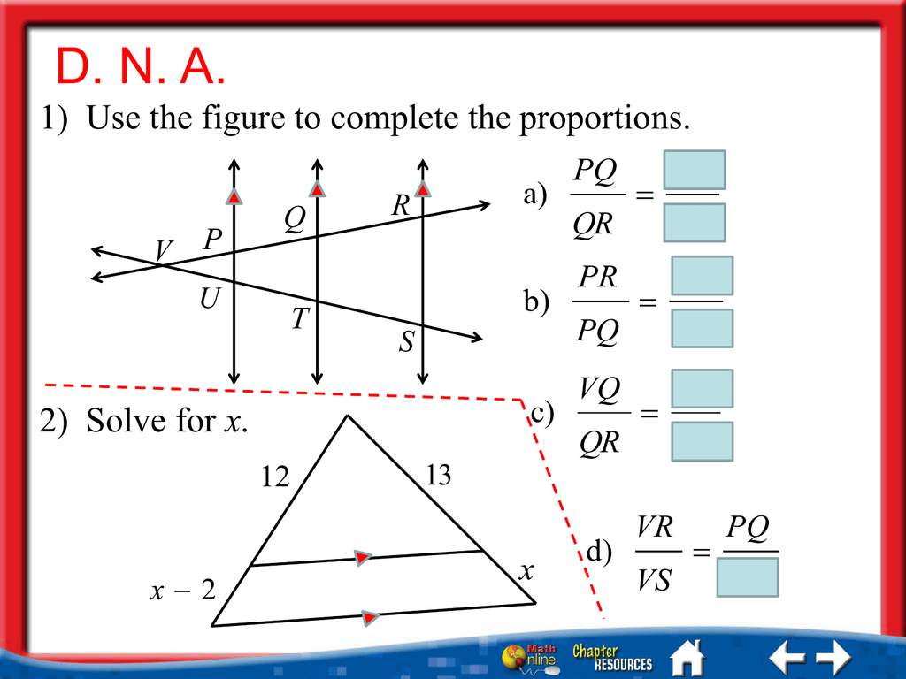 Medians Of Similar Triangles