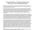 Technical Bulletin On Cellulose Insulation And Chimneys Vents And