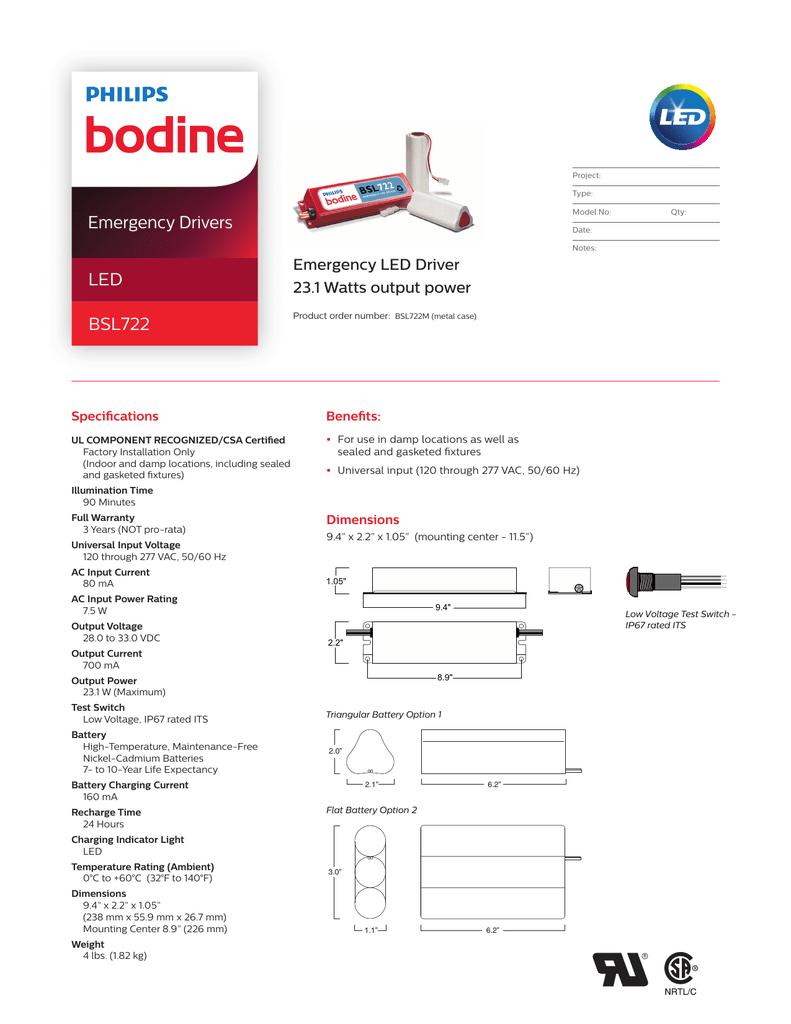 Bodine Emergency Ballast Wiring Diagram Bodine Emergency Ballast – Led Bulbs 9 C Wiring Schematics