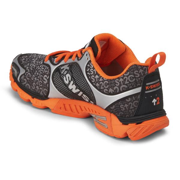 K Swiss Mens Kwicky Blade Light Running Shoes Black
