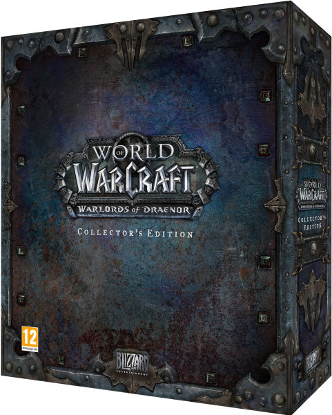 World of Warcraft - Warlords of Draenor Collector's ...