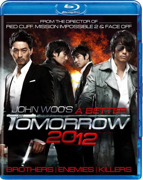 A Better Tomorrow 2012 Blu-ray | Zavvi