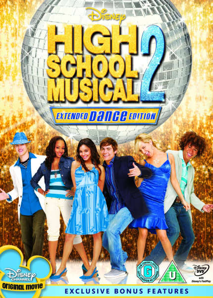 High School Musical 2 Special Edition Dvd Zavvi